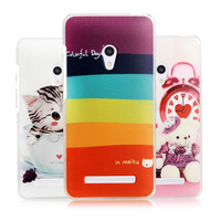 new arrival cheap carton pattern for asus zenfone 5 zenfone5 mobile phone case with free gifts free shipping