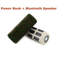 Wireless Bluetooth Speaker S7720 Portable Outdoor Bicycle Mini Subwoofer Power Bank 7000mAh last 18 hours