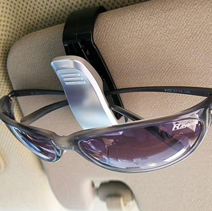 Car Vehicle Auto Sun Visor Sunglasses Eye Glasses Card Pen ...