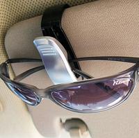 Car Vehicle Auto Sun Visor Sunglasses Eye Glasses Card Pen Holder Clip
