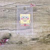 For Samsung Galaxy Note 3 N9000 SpongeBob SquarePants Semi Clear Case