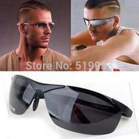 2pcs/lot HOT 2014 NEW brand men's polarized sunglasses sun glasses Driving glasses fashion outdoors male glasses eyewear+BOX