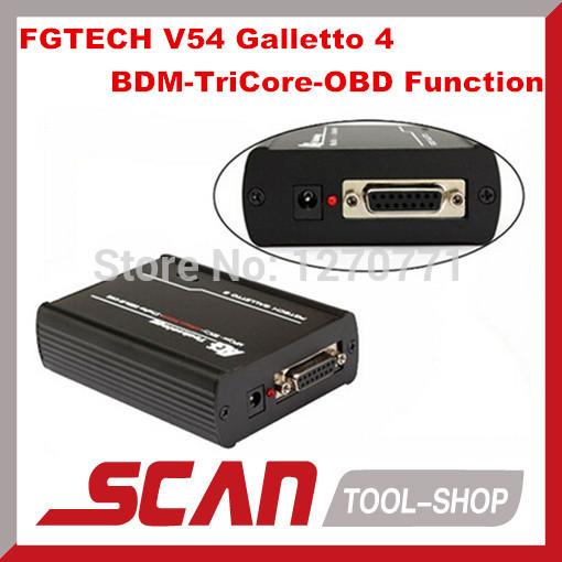 2014 multilangauge unlock version V54 FGTECH GALLETTO 4 More friedly Than FGTECH GALLETTO 3 / FGTECH GALLETTO 2 FG Tech DHL Free(China (Mainland))