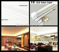 30Pcs/lot T8 LED tube light Integrated 10W 48LEDs 600mm/ 0.6m/ 2ft/ 60cm SMD2835 /LEDs Aluminum+PC AC85~265V T507