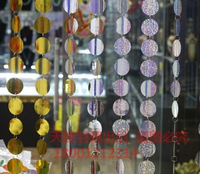 Free shipping,PVC sequins curtains, 18m household items partitions Plastic,Gold, Silver, sequins curtain, door curtains.