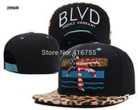 Free Shipping!New styles, BLVD snapback, DJ Snapback Caps, Street Dancing Hats, Hip Pop Show Strapback