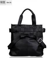 The new authentic leather handbag Fashion belt package of single shoulder bag bag, big bag