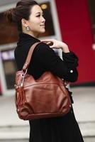 Free shipping is pure leather handbag authentic discount Single shoulder bag inclined shoulder bag bag leisure female bag