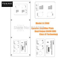 POWAVE SOUND 2*800W class D speaker power amplifier board
