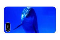 one piece cusom print cute kawaii blue dolphin animal theme 4 4S 5 5S 5G cover sleeve protectors for iphone 5 case dolphin