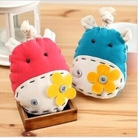 Free shipping Handmade lovely key bag with 5PCS/LOT ,Korean style with 4 kinds animal shape Chosen