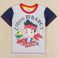 2014 Children T shirt Kids T-shirt Boys T shirt Children Cartoon Clothing Boys Cool Tops