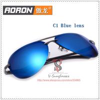 New Freeshipping Fashion Sport Male To flash lens polarized sunglasses Polaroid Sunglasses Drving Oculos de sol Gafas