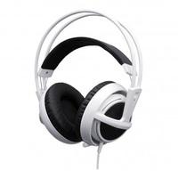 Super Bass Gaming Headset With Mic For Computer Gamer Headphones White Earphones Same Model Of steelseries siberia v2