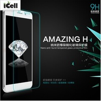 Original NILLKIN Amazing H Nano anti-burst Tempered Glass Screen Protector Film For Huawei Honor 6 ,10pcs/lot free shipping