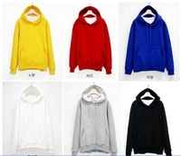 2014 Winter New Male and female lovers clothes guard coat sweater Men women Hoodie Sweatshirt M / 4XL BTS  EXO emoji clothes