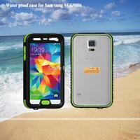 Brand New Five Proofs Waterproof dustproof snowproof shockproof crashproof Diving case for Samsung Galaxy S5 I9600