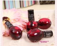 6pcs/lot Long lasting Waterproof lipstick for TONYMOLY tony moly lip gloss liquid dye lipstick for beauty sexy girl