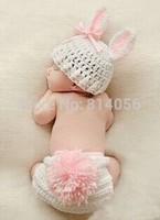 little rabbit New Photography Clothing / Photography Clothing / studio one hundred days full moon photographed baby clothing