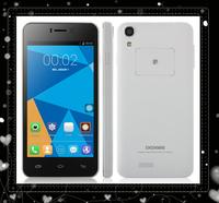 "4.5"" DOOGEE DG800 Smartphone Android 4.4 MTK6582 Quad core 1G RAM 8GB ROM DOOGEE DG800 mobile phone 8MP+13MP Camera GPS OTG 3G"