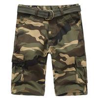 2014 summer new arrival men overalls shorts pants, men camouflage short pants, men's fashion pants, super big size 29-44