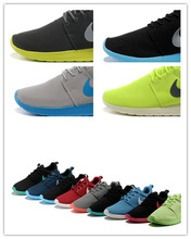 Roshe run Men running shoes for London Olympic, roshe run barefoot for man running shoes size 40-45 free shipping 20 colors 2014(China (Mainland))