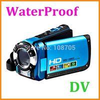 "Waterproof DV Digital Video Camera with 3.0"" TFT screen full HD camcorder DVR DV1000"