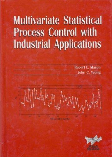 Multivariada Controle Estatístico de Processos Industriais com Ap(China (Mainland))