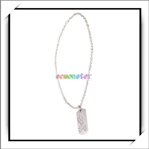 2014 Promotion Colares Femininos Long Necklace Free Shipping,skeleton Stainless Steel Necklace,brand New And High Quality,s01468(China (Mainland))