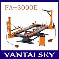 China Machinery Alibaba Uae FA-3000 3 Series Auto Frame Machine / Car Bench