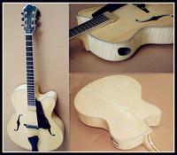 16 inch Handcarft Arch Top Jazz guitar 2014 hot sale guitar