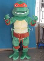 Cartoon clothes anime clothes cartoon doll clothes Teenage Mutant Ninja Turtles mascot  costume