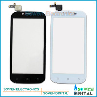 for Lenovo A706 touch screen digitizer touch panel touchscreen,Black or white.free shipping,Original new