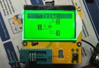 Mega328 Transistor Tester Diode Triode Capacitance ESR Meter MOS/PNP/NPN L/C/R 10pcs