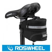 fashion bicycle saddle bag rear seat bag mountain bike trail package13015