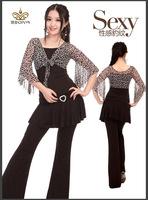 Hot2014 Belly dance set clothes square dance clothes