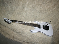 Free Shipping White 7 Strings  Electric Guitar Wholesale Guitars Top Musical instruments