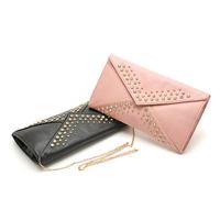 2014 Fashion Handbag Women Envelope Clutch Bag PU Leather Woman Shoulder Bag Day Clutches