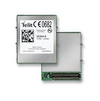 Telit UC864-E-AUTO Compact umts hsdpa module