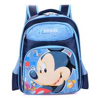 Waterproof Kids Backpack Breathability Mochilas Infantis Animal Minnie Infantil Bolsa Cute Pink Cartoon School Bags For Boys