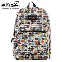 High quality Moovsport  printing graffiti men's backpack water repellent mochila high-capacity school bags, free shipping!
