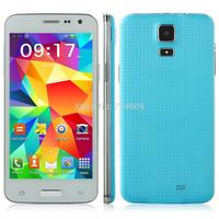 4.5 inch MP mini S5 smartphone android 4.2 MTK6572 dual core 1.0GHz dual sim WIFI FM capacitive screen 5.0MP camera