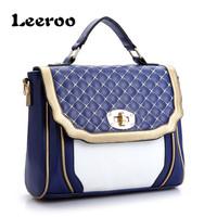 Rgxzr women's handbag dimond plaid women's handbag messenger bag black bags the trend of small