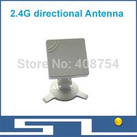 2.4G directional  antenna, high gain 8dbi,2400-2483Mhz Frequency,XDJ-2400BG-9, 2pcs/lot
