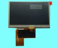 Original AT043TN25 V2 with TP / 4.3 inch TFT LCD display