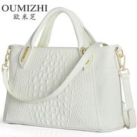 Women's shoulder bag 2014 trend women's genuine leather handbag fashion handbag fashion messenger bag large bag