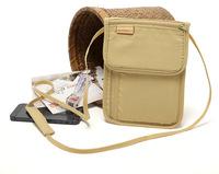 Hot Sale 2014 New Travel Bag Lightweight Organizers Passport Card Holder Causal Sport Shoulder Bags Crossbody Bag Travel Wallet