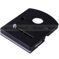 85x65mm Quick Release Plate for Tripod Ball Head & case for Pentax 645 67 series case for Contax 645 series 120 SLR Camera