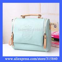1pc New 2014 Women Messenger Bag Femininas Handbags shoulder Crossbody Handbag Travel Bags -- BIA068 PA51 Wholesale