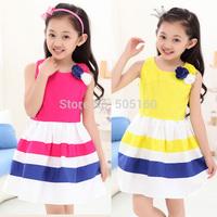 rainbow dress toddler/vestidos de ninas de princesas roupas infantil meninas vestir vetement enfant/fantasias infantis ropa nina